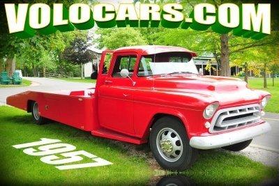 1957 Chevrolet Hauler