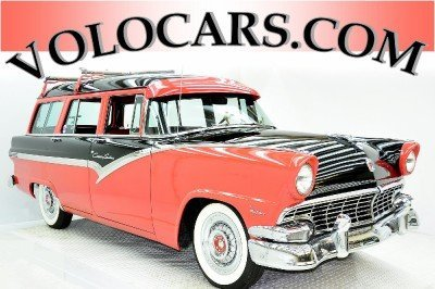 1956 Ford Country Sedan Wagon