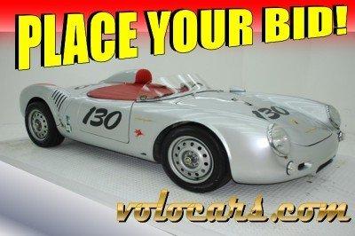 1956 Porsche 550