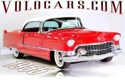 1955 Cadillac Hardtop