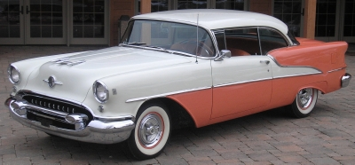 1955 Oldsmobile Holiday 88