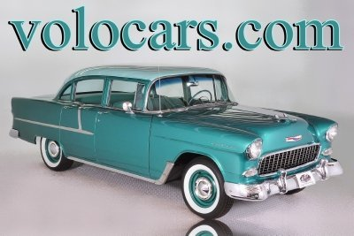 1955 Chevrolet 210 Sedan