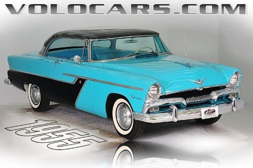 1955 Plymouth Belvidere