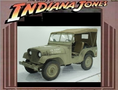1954 Willys M38 A