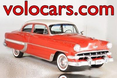 1954 Chevrolet 210 Hardtop