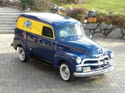 1954 Chevrolet 3100 Series