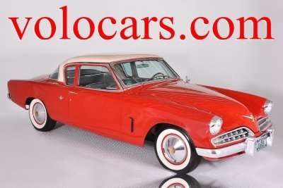 1954 Studebaker Regal