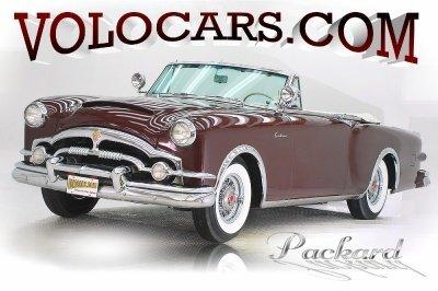 1953 Packard Model 2678