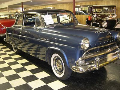 1953 Hudson Super Jet 2 Dr Coupe