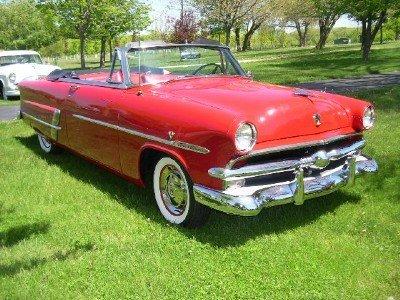 1953 Ford Cresline