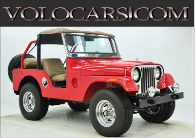 1953 Willys Jeep