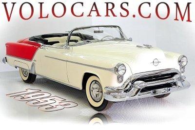 1953 Oldsmobile 98 Series