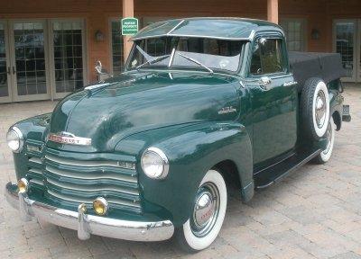 1953 Chevrolet 3100 Series