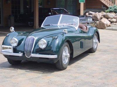 1953 Jaguar Xk120 M