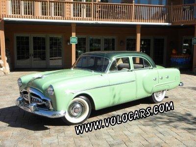 1952 Packard 200