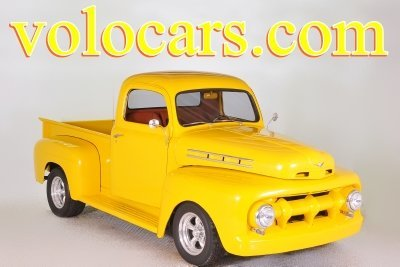 1952 Ford F1 Truck