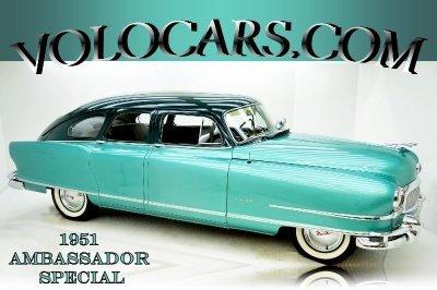 1951 Nash Ambassador Special