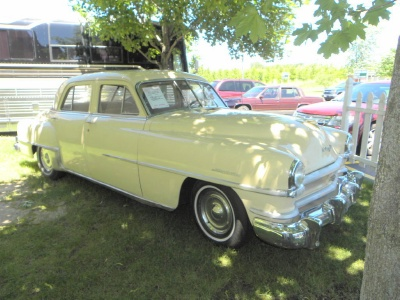 1951 Chrysler Windsor