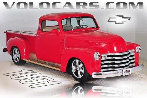1951 Chevrolet 1500 5 Window Deluxe