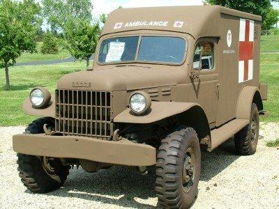 1950 Dodge M615