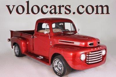 1950 Ford F2 Pickup Truck