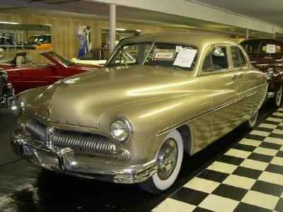 1949 Mercury 4 Dr