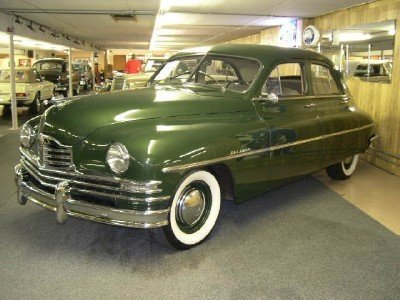 1949 Packard 2200 Series