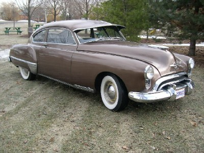 1949 Oldsmobile Ninety Eight Series