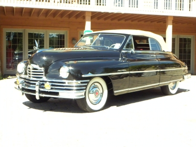 1949 Packard Series 2332