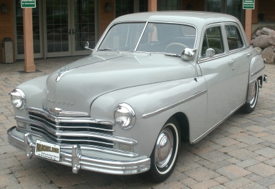 1949 Plymouth Series P18