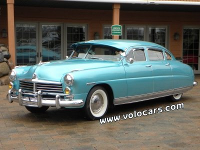 1949 Hudson Commodore