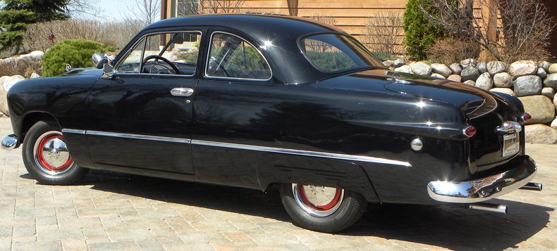 1949 Ford Club Coupe