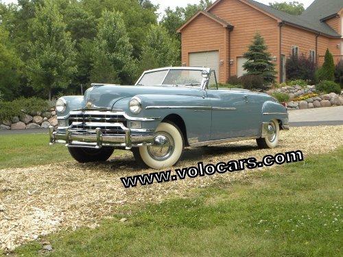 1949 Chrysler New Yorker Highlander