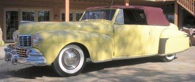 1948 Lincoln Pre 1950