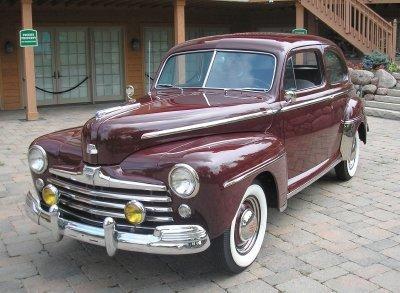 1948 Ford Pre 1950