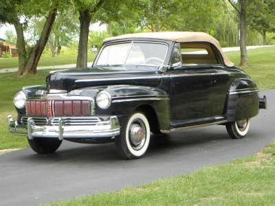 1948 Mercury Series 89 M