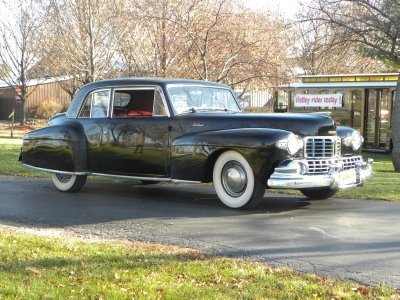 1948 Lincoln Model 876 H