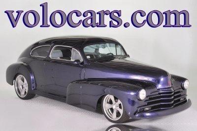 1948 Chevrolet Aero Sedan