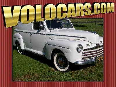 1947 Ford Pre 1950