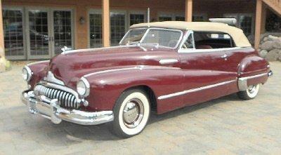 1947 Buick Pre 1950