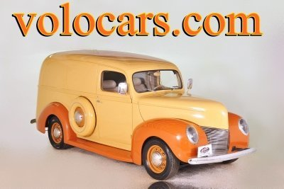 1947 Ford Panel Truck