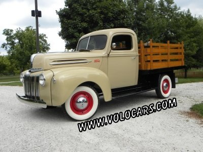 1947 Ford Model 79 C