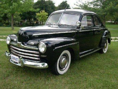 1946 Ford Pre 1950