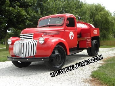 1942 Chevrolet Model Bf