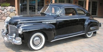 1941 Buick Pre 1950