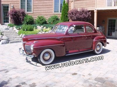 1941 Mercury Series 19 A