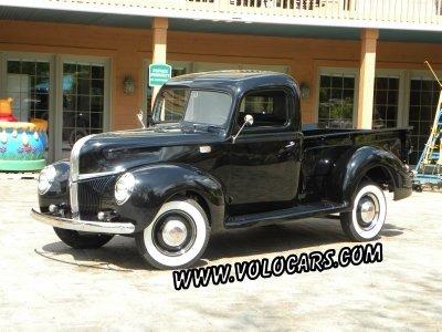 1941 Ford 1/2 Ton