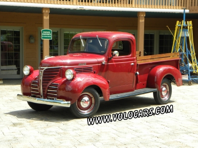 1941 Plymouth Model Pt 125