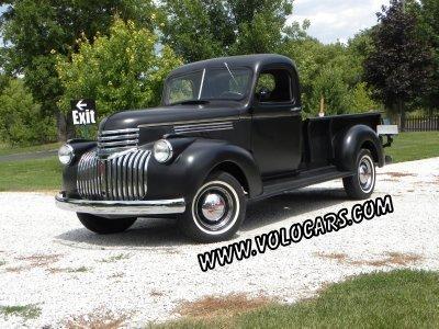1941 Chevrolet Series Ak