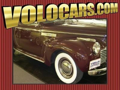 1940 Buick Model 41